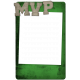 Sports MVP Card- Green