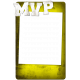 Sports MVP Card- Yellow