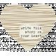 ::Retro Holly Jolly Kit:: Wordart Heart 02