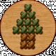 ::Holiday Magic Kit:: Cross-Stitch Tree
