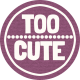 Alira Kit: Too Cute Wordart