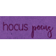 Ophelia Kit: Hocus Pocus