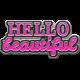Felicity: WA Hello Beautiful Pink