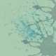 Color Splash Paper-Sea Green