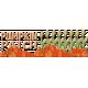 Autumn Pumpkin Patch Word Art Cluster