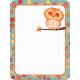 Autumn Pocket Journal Card with Owl