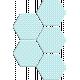 Love Story Hexagons 1