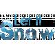 Winter Frost Word Art: Let it Snow