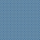 Winter Frost Blue Checked Pattern Paper 1