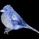 Sweet Days Watercolor Bird