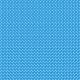 Valentine Mini Blue Cross Patterned Paper 2