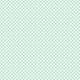 Delish Mini Kit Green Interlocking Circles Patterned Paper