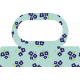 Retro Camper Add-On: Rounded Floral Tag