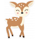 Retro Camper Kit Add-On: Deer Sticker