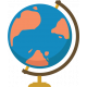 Around the World Mini Kit Globe