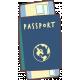 Around the World Mini Kit Passport