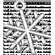 It's Christmas Snowflake Pendant