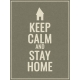 Stay Home Quarantine Filler Card