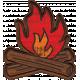 Camp Fire Wood
