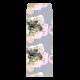 Blue Floral Bookmark