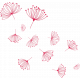 Pink Scatter
