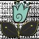 Mod Doodle Flower (08)