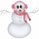 BICO snow woman