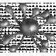 Fabric Flower Center 02 (template)