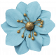 Fabric Flower 10