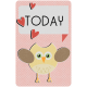 Owl Always Love You Journal Card (04)