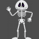 Halloween Mix And Match Pack 03- skeleton