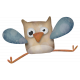 Fallish- owl