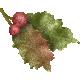 Christmas Cuties Flowers- holly 06