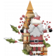Christmas Cuties Clusters - Cluster 01