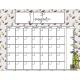 Christmas Cuties Planner- Calendar 02