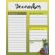 Christmas Cuties Planner- Planner 01