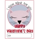 Everyday Is Caturday (Valentine Card 03)