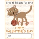 Everyday Is Caturday (Valentine Card)