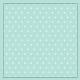 Aqua Snowflake Paper