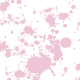 Pink Paint Scatter