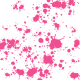 Pink Paint Scatter 2