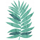 Winter Tropics Palm Leaf 2