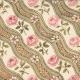 Vintage Pink Rose Pattern