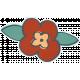 Bohemian Breeze- Paper Flower Doodle 02