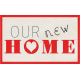 Our House Nov2014 Blog Train- Wordart- Our New Home