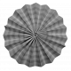Spookalicious- Element Template- Striped Accordion Flower Template