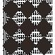 Spookalicious- Black Argyle Stamp