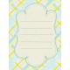 Dream Big Collab- Journal Card- Criss-Cross