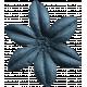 Nutcracker December BT Mini Kit- Dark Blue Flower
