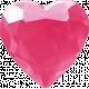 Spookalicious- Pink Heart Gem